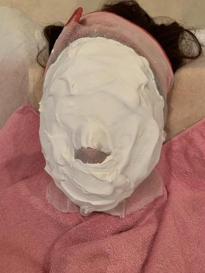 【小顔になりたい方】石膏パック付き⭐️ハイパーナイフ×石膏パックの組み合わせで小顔効果◎