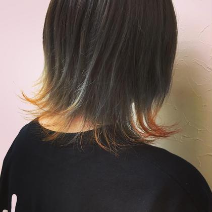 Aguhair irise所属のkamadakentarouのヘアカタログ