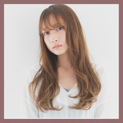 【艶髪に🌺】カット + 4STEPハホニコトリートメント