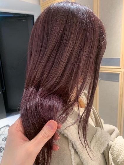 💚11日のみ限定💚カラー➕髪質改善シャンプー➕トリートメント