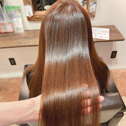 艶髪カラーコース