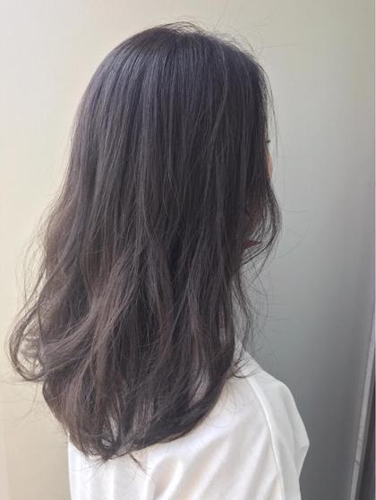 salon所属・aya.のスタイル