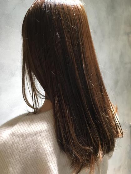 秋に向け、暗めののカラーリングがおススメです♪ LIBERTE所属・✨指名No.1✨高安 遼太のスタイル