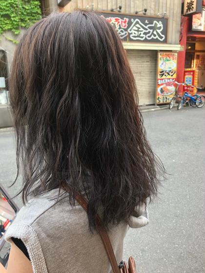 ☘️似合わせカット&デジタルパーマ&トリートメント☘️