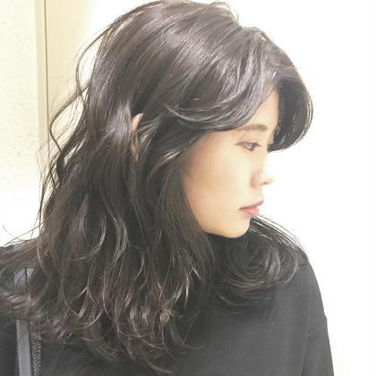 [外国人風パーマ]最先端デジタルパーマ✖︎カット✖︎髪質再生トリートメント