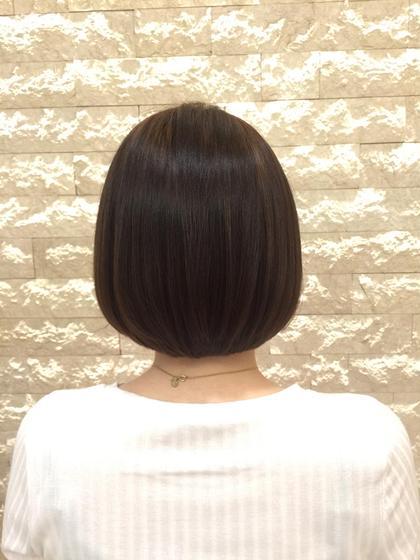 hair do所属・小木曽捺季のスタイル