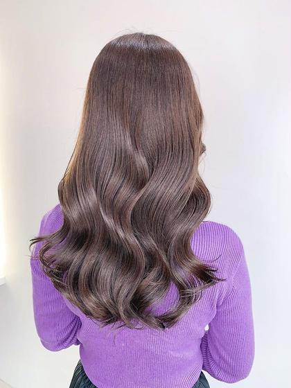 【人気No.2 定番!髪を美しく💫】髪質改善カット+イルミナカラー+髪質改善N.トリートメント💎✨