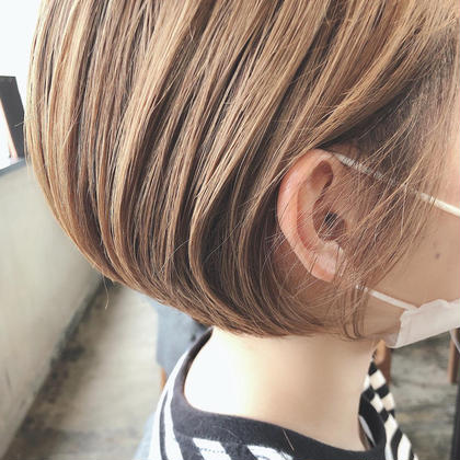 👑【初回クーポン】✳️似合わせカット+カラー