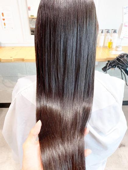 🔮美容業界も大注目🔮髪質改善ヘアエステ(酸熱トリートメント)🌺✨➕ワンカラー➕カット