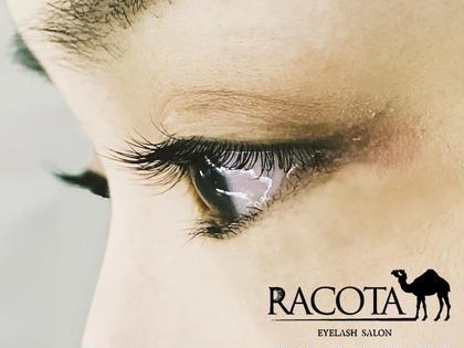 まつげパーマは目の形に合わせたロットを使います。  eyelashsalon RACOTA所属・銀座ラコタのフォト