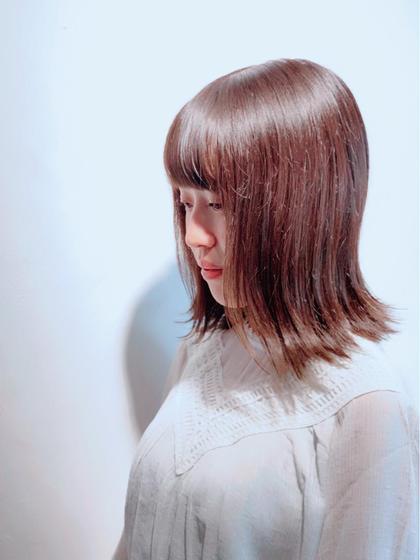 ❄Winter❄ ❁初めて&2回目のお客様限定❁︎✨艶髪トリートメント🦋+前髪カット