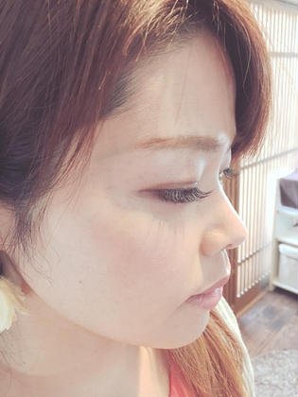 ボリュームラッシュ100束+シングルラッシュ20本 宮下紗千子のマツエクデザイン・マツパデザイン