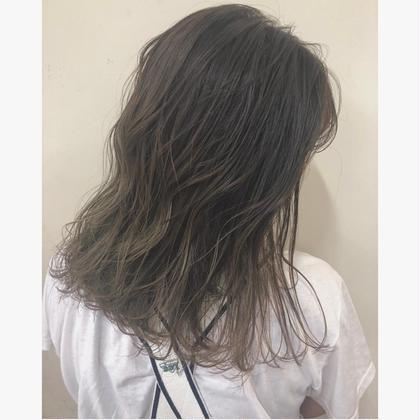 レディースカット&カラー  ¥3000 DEVICE越谷所属・☻東山美穂☻のスタイル