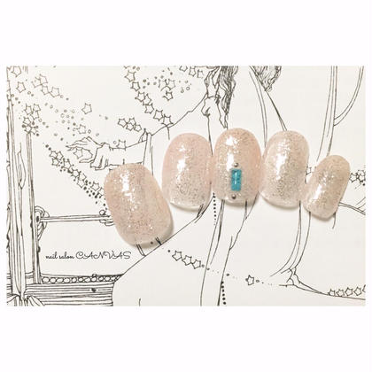 サンプル nail salon CANVAS所属・※※※mireiのフォト