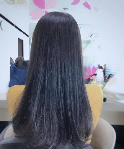 【☘️くせ毛対策☘️】似合わせカット & うるツヤ縮毛矯正