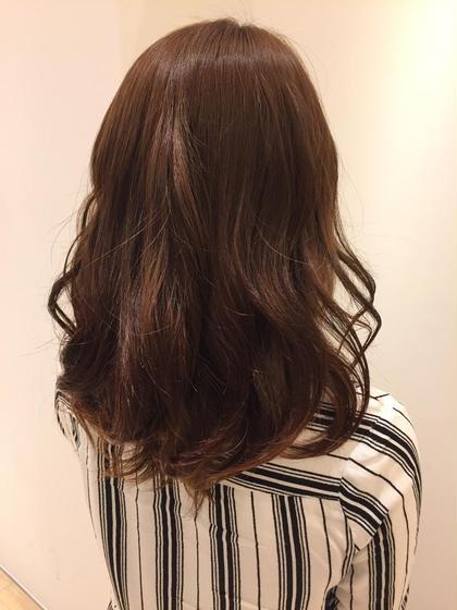 mod's hair 仙台長町店所属・前田芹香のスタイル
