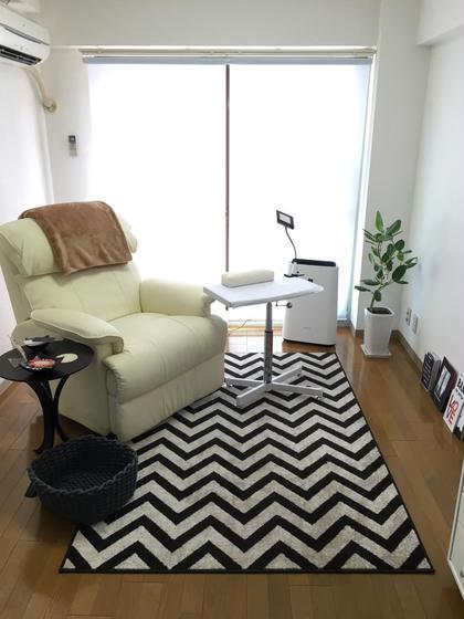 完全個室。プライベートな時間を過ごせます。  nailsalonPLAN  E所属・KIKUCHIEMIのフォト