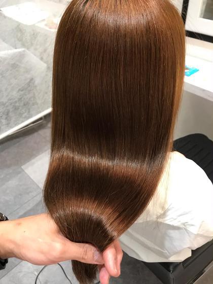 🧡今話題の髪質改善🧡髪質整形サブリミックトリートメント