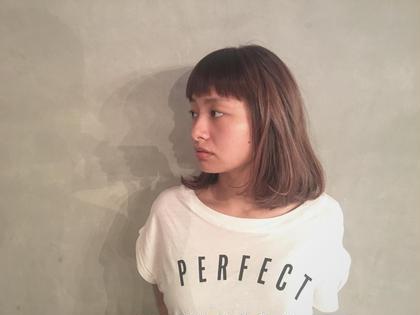 BLESS所属・野中健太朗のスタイル