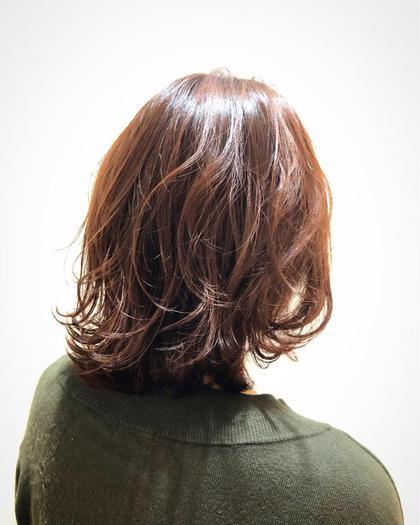 ビタミンオレンジ!!!! もちもよいです◎ hairdesignrocca所属・サカグチリコのスタイル