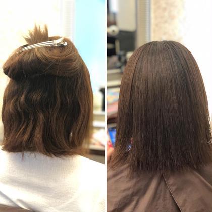 髪質改善60日チャレンジ(ヘッドスパ3回を60日間で行うチャレンジ企画)
