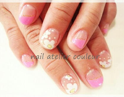nail atelier couleur所属・naomi♡のフォト