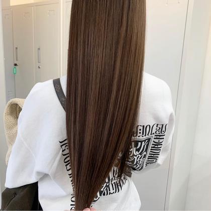 ✨ぜひ一度体感してみて下さい✨韓国発究極の髪質改善プリンセストリートメント×カット×ツヤカラー#プリンセストリートメント