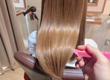 〈🤎18時半以降1日1名様限定🤎〉髪質改善トリートメントモデル
