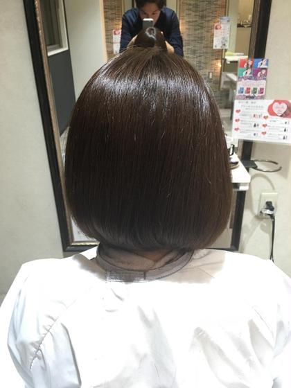 trico 梅田茶屋町店所属・城領直輝のスタイル