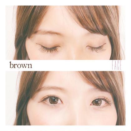 【💗ご新規様限定💗】brownカラーマツエク120本12月キャンペーン🎁コーティング、まつげシャンプーサービス