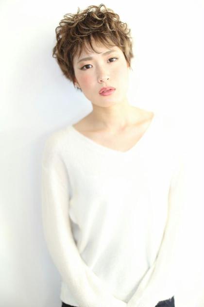 hair&makeEARTH岡崎所属・村中仁のスタイル