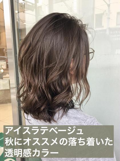 ✨⭐️当日予約大歓迎minimo初回限定クーポン⭐️✨潤艶フルカラー&2STEPトリートメント✨