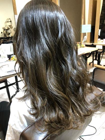 【何回でもOK】似合わせカット+カラー+大人気oggiotto髪質改善トリートメント(3step)SB込み