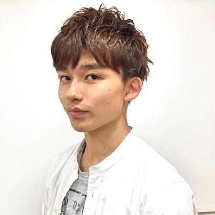 モテヘアー ku-to所属・強矢徹のスタイル