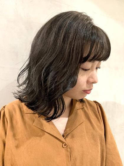 💎似合わせカット+コスメパーマ+3ステップトリートメント💎