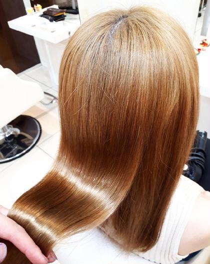 💗似合わせカット(ボブ~ロング限定)+髪質改善さらつやトリートメント✨💗