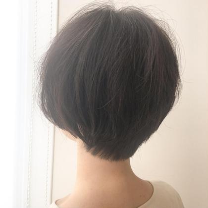 骨格補正カット & 美艶カラー & トリートメント