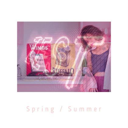 Spring / Summer ZEST ange所属・青木想太のスタイル