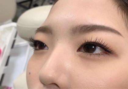 eyelashSeekDea所属の牛田郁のマツエクデザイン