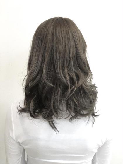 hair&face  ADD所属・小笠原一倫のスタイル