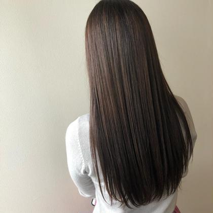 〈ストレスフリーのおさまり🎶〉✨髪質改善ツヤさらストレート&似合わせカット&ツヤ髪トリートメント☆