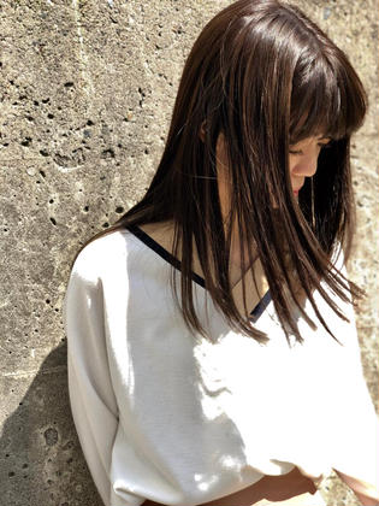【髪質改善コース】ワンカラー+オージュア