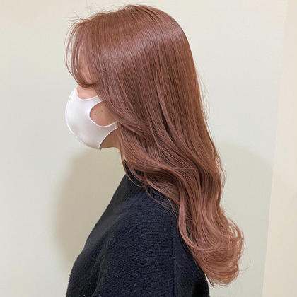 ❤️4.5月限定🌈((アディクシーorスロウカラー+クイックトリートメント))