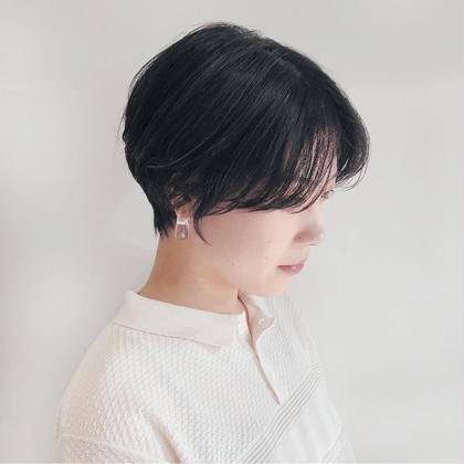 【⭐️大人気⭐️】小顔カット&Spec艶色カラー