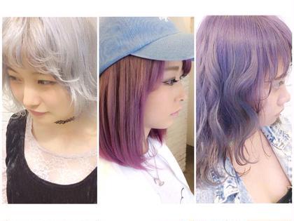 petitgirlのミディアムのヘアスタイル