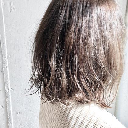 【期間限定!破格!!】❣️デザインカット&イルミナカラー(リタッチ)&毛髪修復力140%TOKIOトリートメント❣️