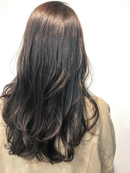 【🌷50%OFF💖】前髪カット+カラー+3stepトリートメント