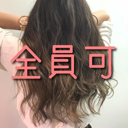 【8月限定クーポン】✂️カット+カラー+パーマ+トリートメント✂️
