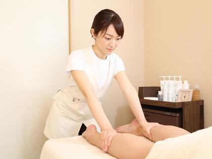Radia所属の藤江真弓のエステ・リラクカタログ