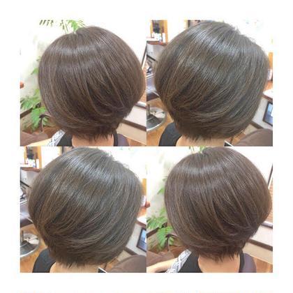 ショートヘアー Hair freety所属・松本 楓のスタイル